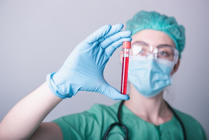 Amostra de sangue (Medicina)