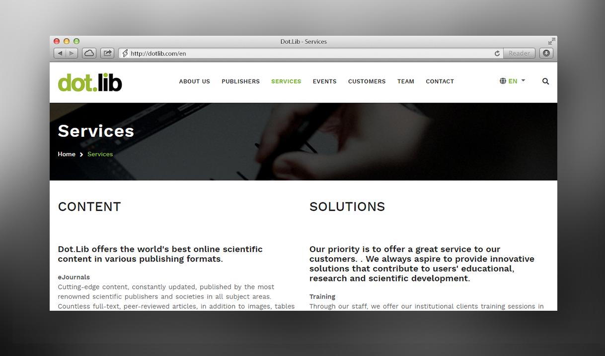 Services Dot.Lib